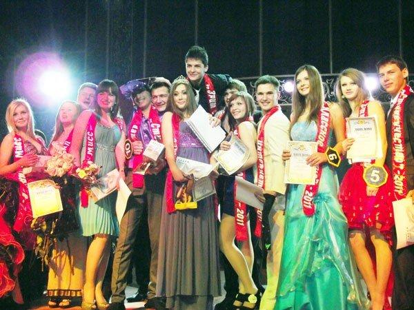 Звания Мисс и Мистер Студенчество получили студенты Горловского иняза, фото-10