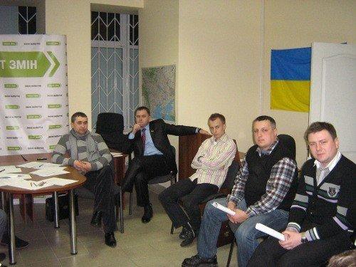 У Луцьку створили Клуб підприємців, фото-1