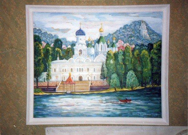Донецкий бомонд оценил картины артемовского живописца, фото-2