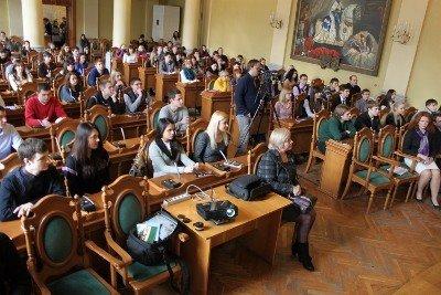 Роздали дипломи стажерам Львівської міськради, фото-5