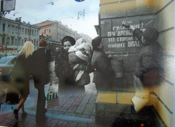 В Симферополь привезли «Блокадный альбом» (фото), фото-2