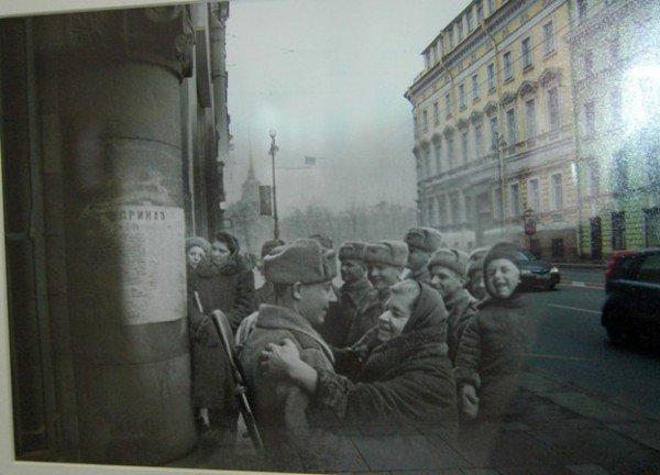 В Симферополь привезли «Блокадный альбом» (фото), фото-5