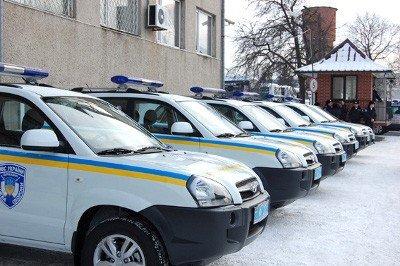 Львівські міліціонери купили нові автівки, фото-2