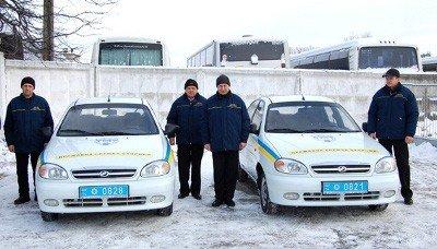 Львівські міліціонери купили нові автівки, фото-1