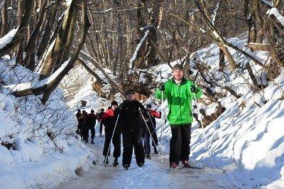 У Львові майбутні рятівники готувались до спасіння людей в гірських умовах, фото-3