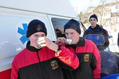 У Львові майбутні рятівники готувались до спасіння людей в гірських умовах, фото-6