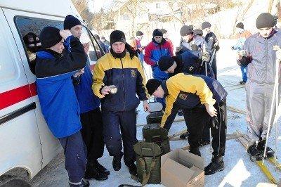 У Львові майбутні рятівники готувались до спасіння людей в гірських умовах, фото-7