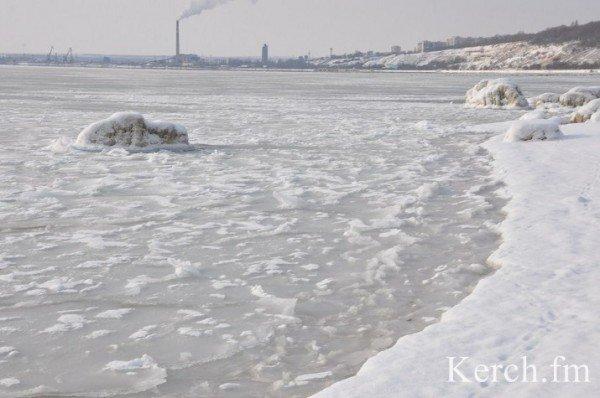 В Крыму на море замерзают волны (ФОТО), фото-6