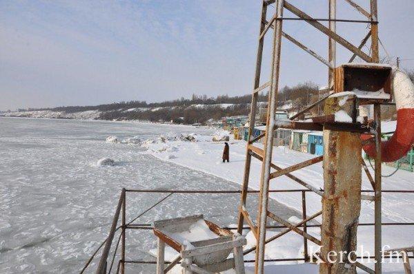 В Крыму на море замерзают волны (ФОТО), фото-4