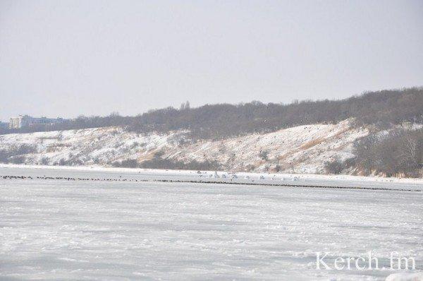 В Крыму на море замерзают волны (ФОТО), фото-2