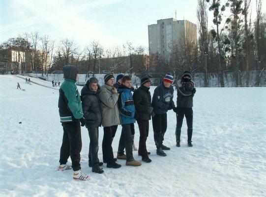 У Луцьку на честь героїв Крут побились і вивалялись у снігу (ФОТО), фото-4