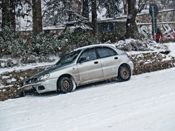 Ялту завалило снегом. В поселках ЮБК ни пройти, ни проехать (ФОТО), фото-5