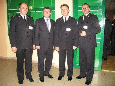 Львівські спеціалісти безпеки обмінювались досвідом з поляками, фото-1