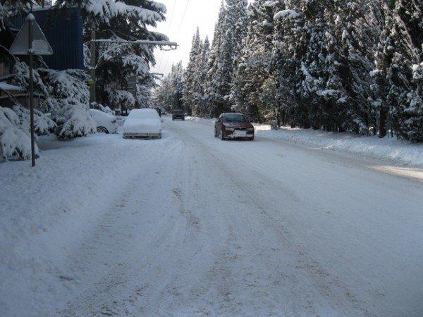 В Ялте – снежный покров в 33 сантиметра (ФОТО), фото-3