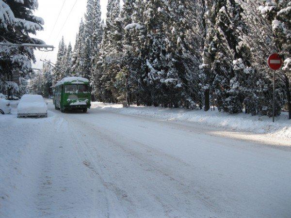 В Ялте – снежный покров в 33 сантиметра (ФОТО), фото-5