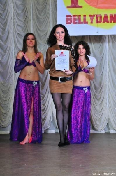 Лучанка одна з найкращих східних танцівниць України (ФОТО), фото-1