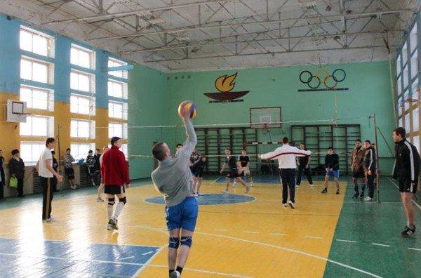 В Горловке волейбольная команда «Виталис» «сделала» «РУЭК», фото-2