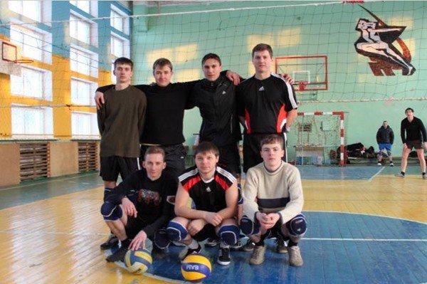 В Горловке волейбольная команда «Виталис» «сделала» «РУЭК», фото-3
