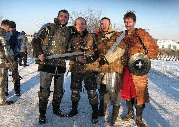 В Днепродзержинске возрождают рыцарские традиции (ФОТО), фото-2