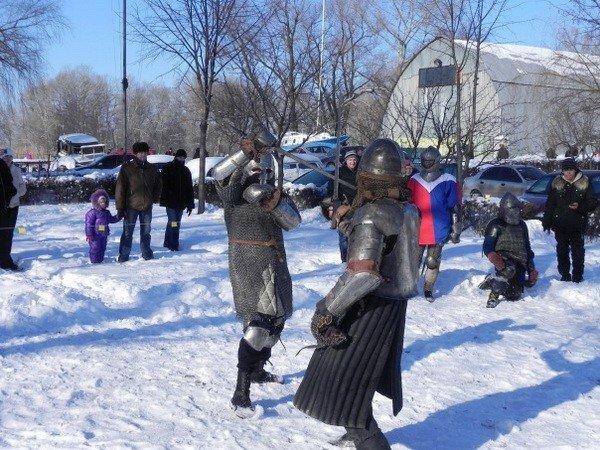 В Днепродзержинске возрождают рыцарские традиции (ФОТО), фото-4