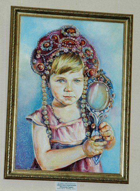 В Симферополе открыли «Золотую шкатулку русского искусства» (фото), фото-9