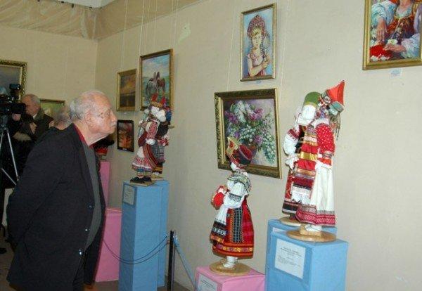В Симферополе открыли «Золотую шкатулку русского искусства» (фото), фото-4