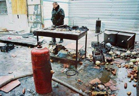 5 лет назад в Луганске взорвалось кафе «Суп-хаус», фото-3