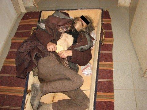 Новини Тернопільщини: Катерина померла від холоду та голоду (обережно - шокуюче фото), фото-1