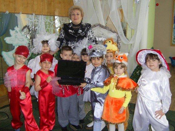 Малыши Артемовска получили компьютер, который поможет восстановить зрение, фото-2