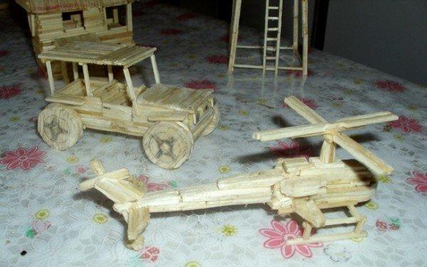 Юний закарпатець виготовляє диво-вироби із сірників (ФОТО), фото-2
