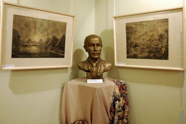 В Феодосии показали уникальную автолитографию Богаевского (фото), фото-4