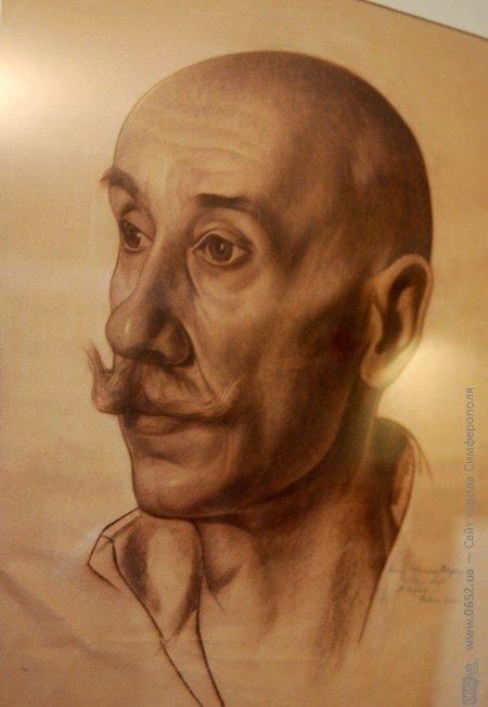 В Феодосии показали уникальную автолитографию Богаевского (фото), фото-5