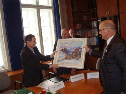 УжНУ підписав новий договір про співпрацю з Дебреценським університетом (ФОТО), фото-3