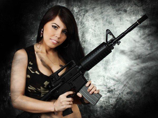 Сегодня стартует голосование за участниц конкурса MILITARY GIRL, фото-5