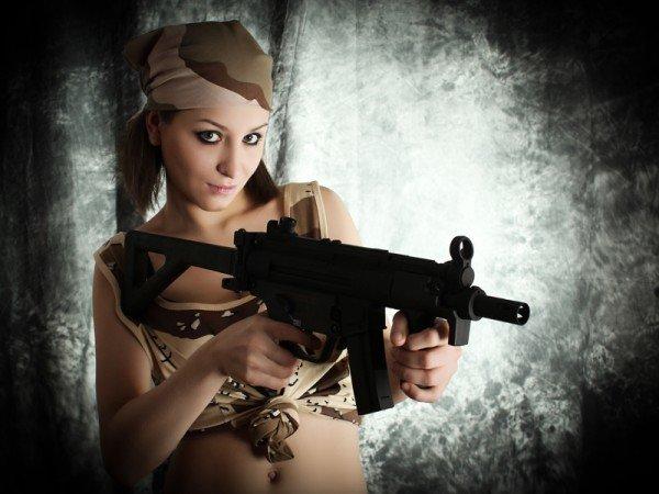 Сегодня стартует голосование за участниц конкурса MILITARY GIRL, фото-10