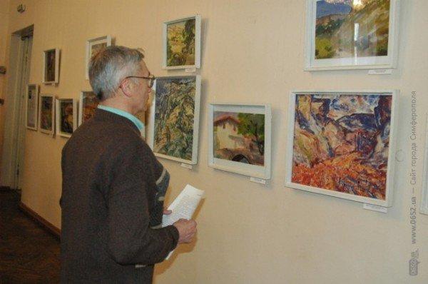 В Симферополь пришла «Весна художника» (фото), фото-2