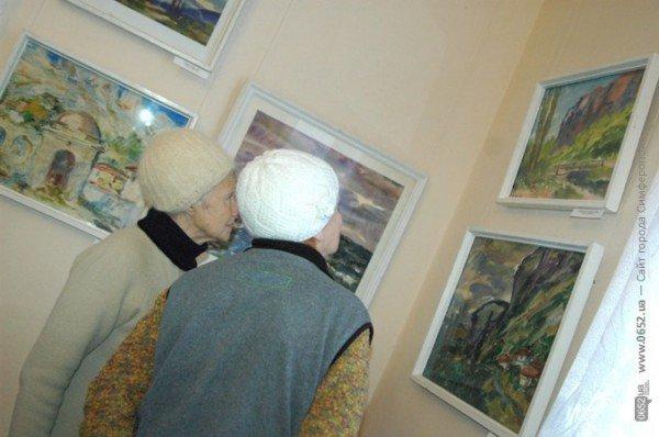 В Симферополь пришла «Весна художника» (фото), фото-5