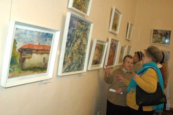 В Симферополь пришла «Весна художника» (фото), фото-8