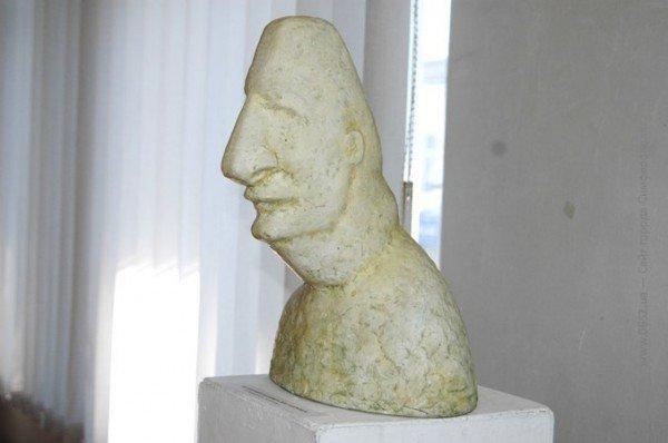 В Симферополе выставили работы претендентов в Нацсоюз художников Украины (фото), фото-9