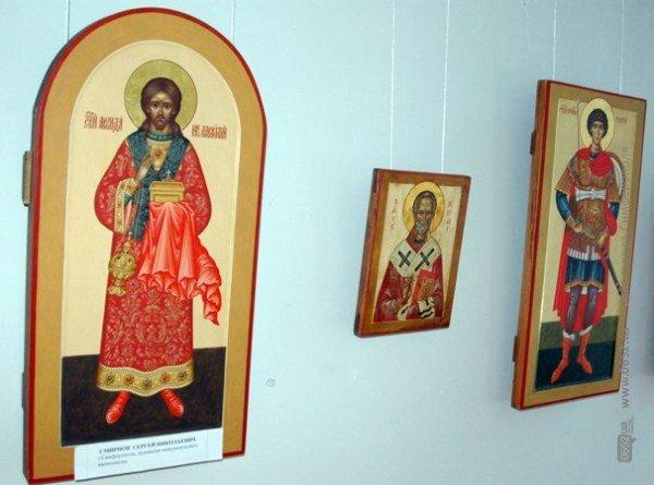 В Симферополе выставили работы претендентов в Нацсоюз художников Украины (фото), фото-11