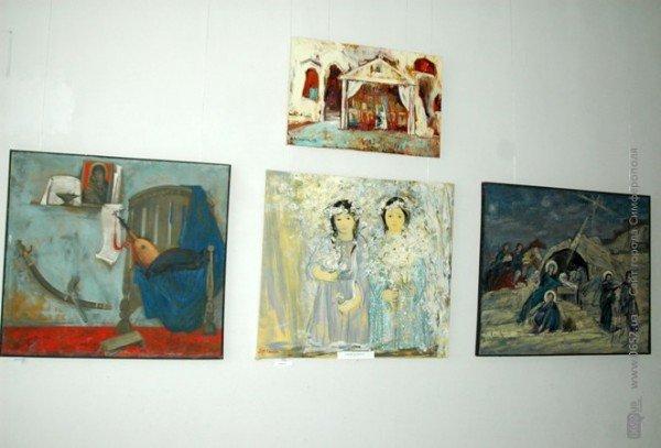 В Симферополе выставили работы претендентов в Нацсоюз художников Украины (фото), фото-3
