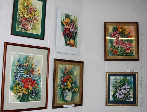 В Симферополе выставили работы претендентов в Нацсоюз художников Украины (фото), фото-6
