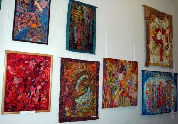 В Симферополе выставили работы претендентов в Нацсоюз художников Украины (фото), фото-7