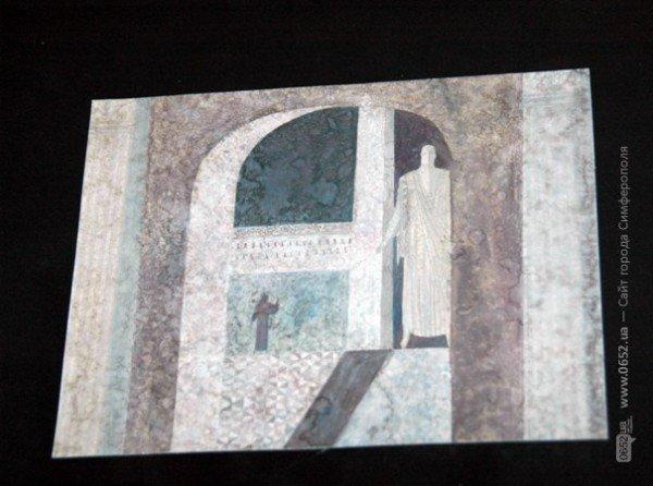 В Симферополе выставили работы претендентов в Нацсоюз художников Украины (фото), фото-8