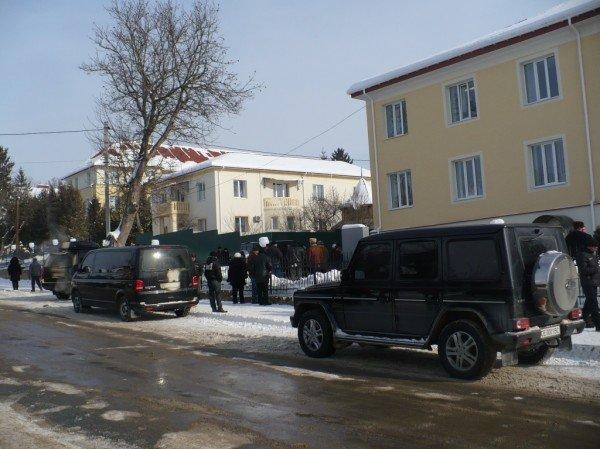 Фірташ приїхав на Тернопільщину кортежем у понад півмільйона доларів (фото), фото-3