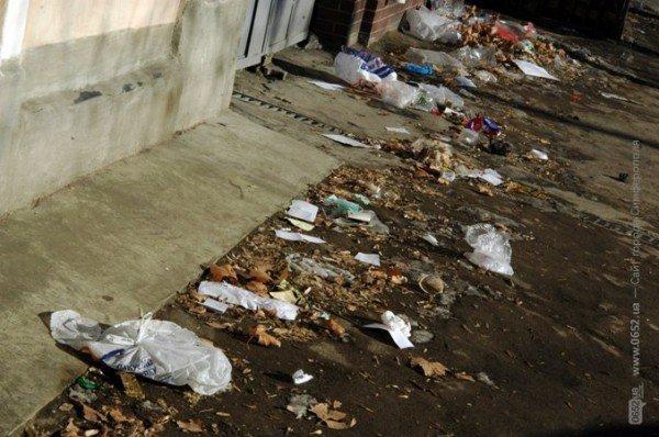 В Симферополе дорога к «покращенню життя» пролегла через мусорные завалы (фото), фото-4