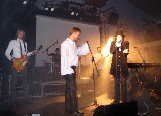 В Ужгороді гурт «Рокаш» презентував дебютний альбом та нову пісню (ФОТО), фото-4