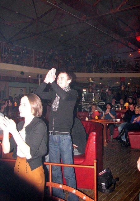 В Ужгороді гурт «Рокаш» презентував дебютний альбом та нову пісню (ФОТО), фото-5
