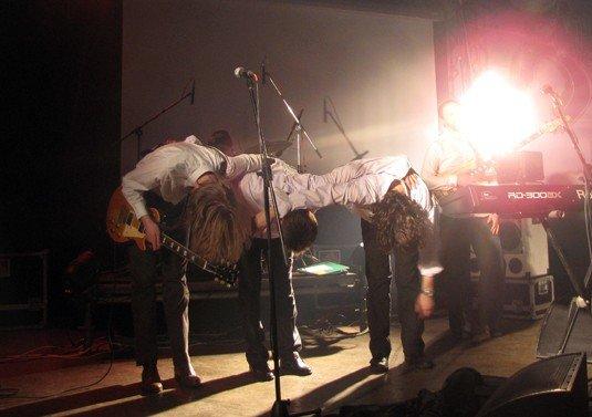 В Ужгороді гурт «Рокаш» презентував дебютний альбом та нову пісню (ФОТО), фото-6