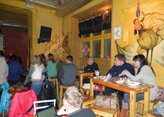 В Тернополі уперше відбувся вечір китайської культури (фото), фото-3
